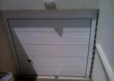 Γκαραζόπορτες οροφής